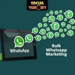 批量WhatsApp消息服务,每天消息:100到150消息,字符限制:> 160个字符
