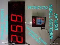 Token Display Systems Wireless