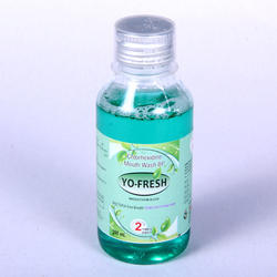 Chlorhexidine Gluconate Solution Mouth Wash