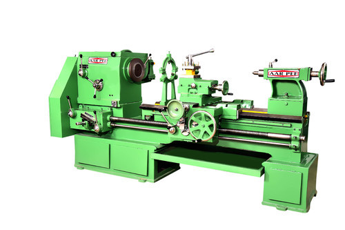 AAR PEE V Belt Driven Lathe Machine (Base Type), RP