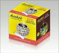 Aashra LED incense burner night lamp