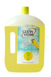 Green And Yellow Floor Cleaner 2 Ltr