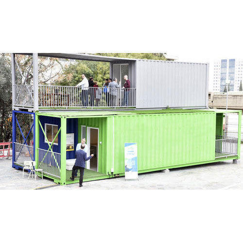 MS Prefabricated Container House, Rs 1000000 /unit Z-Axis
