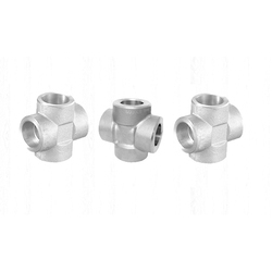 Socket Weld Cross for Structure Pipe