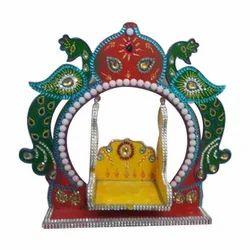 Royal Art Handicraft Home Decor Wooden Handicraft Jhula Rs 390