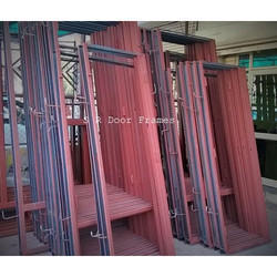 Pressed Steel Door Frames at Best Price in India