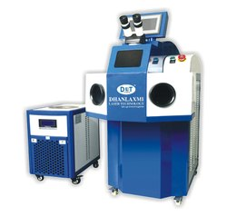 Jewellery Laser Welding Machine, Automation Grade: Automatic