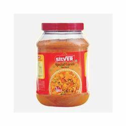 Silver Special Garam Masala Jar