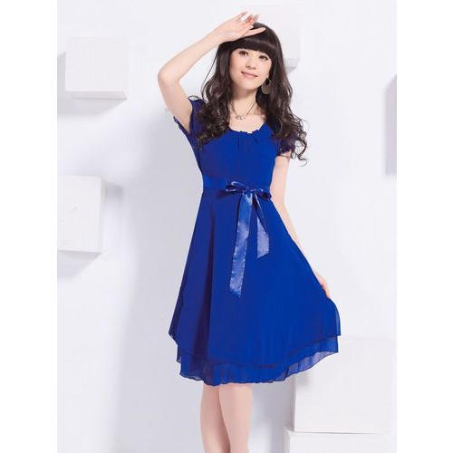 Blue Short Dresses For Ladies, Rs 350 /piece, Subh Labh Apparels ...