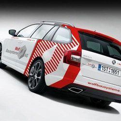 PVC Car Wrap Sticker
