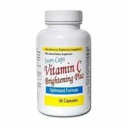 Ivory Caps Vitamin C Brightening Plus