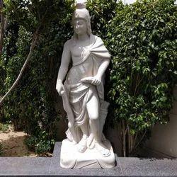 Mars statue for interior decor sikandra stone craft id