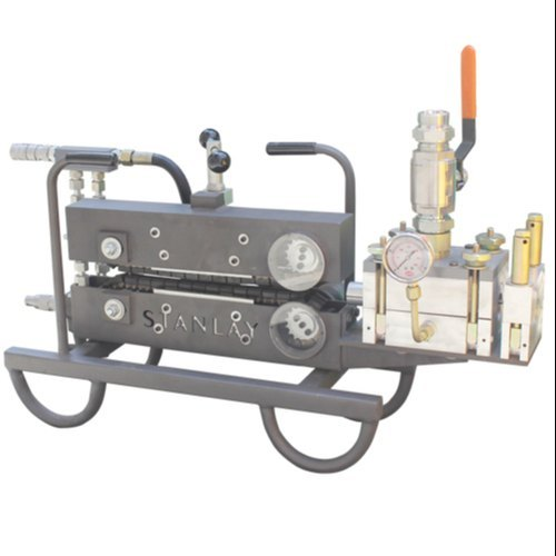 Stanlay OFC Cable Blowing Machine Capacity 35 L