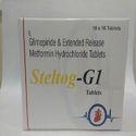 Glimepiride & Metformin Hydrochloride Tab G1