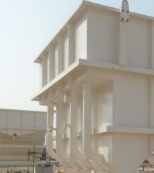 Water Metallic Tanks (ETP , STP Treatment Plants), Capacity: 0.5KL - 15KL