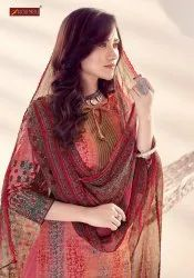 Savan A Beautiful Printed Designer Suits For a Beautiful Lady Catalog