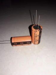 Keltron 3300MFD/ 50DCV Aluminium Capacitor