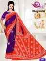 Devi Bhagwathi Mall-Mall Batik Saree Vol-3 Casual Wear Catalog Collection