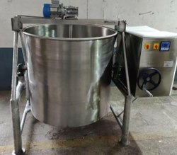 Commercial Induction Tilting Kettles