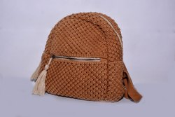 Designer Collectio Ladies Cotton Thread Bag