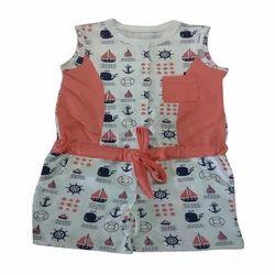 Cotton Kids Girl Dress