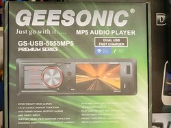 Geesonic Mp5 Audio Player