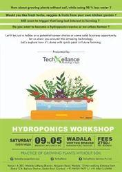 Hydroponics And Aquaponics Workshop