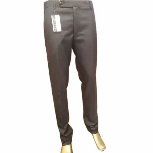 Hangerme Regular Fit Ladies Cotton Trouser, Waist Size: 30 To 34