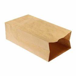 K.B.Product Plain Grocery Paper Bag, Capacity: 5kg