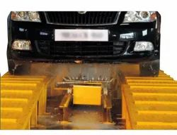 FAS Touchless Automatic Four Wheeler Washing System