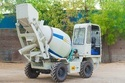 Self Loading Transit Mixer Machine