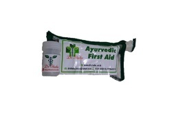 Plastic Ayurvedic First Aid Kit, Packaging Type: Bag