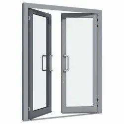 Aluminum Casement Hinged Window