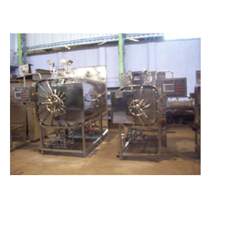 Floor Mounted Autoclave Horizontal Autoclave