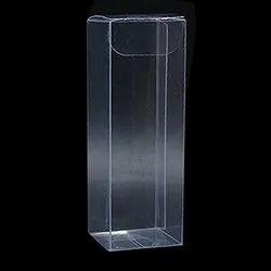Pvc candle box