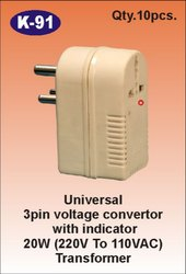 K-91 Universal 3 Pin Voltage Converter