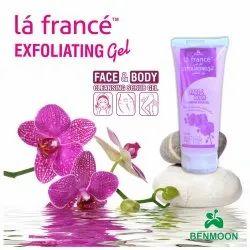 Exfoliating Gel, (Cleansing Scrub Gel) Face & Body Ayurvedic