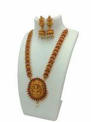 BB Temple Jewellery Set