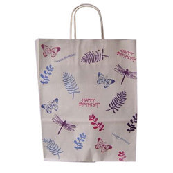 Eco Friendly Craft Paper Carry Bag