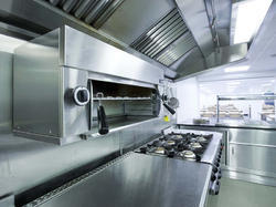Stainless Steel A One Kitchen Commercial Kitchen Equipment