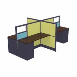 Particle Board Office Workstation