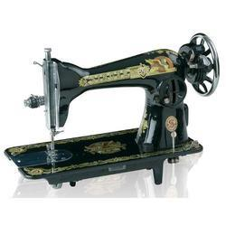 Singer Manual Mechanical Sewing Machine, For Household