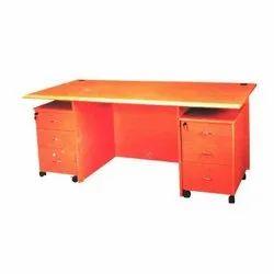 Wood Office Computer Desk