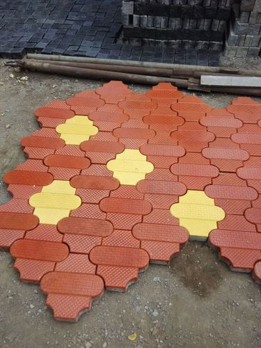Roma PVC Mould Paver Block