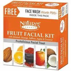Natures Fruitolicious Facil Treat Fruit Facial Kit