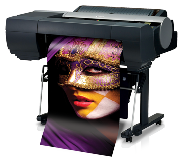 Canon 6 Colors Series Large Format Printers
