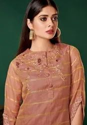 New Designer Kurti with Bottom Nitara Firdaus Catalog Collection