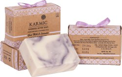 Karmic Goat Milk And Lavender Soap