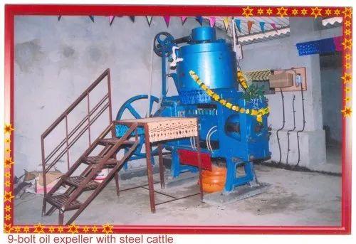 Neem Oil Machinery