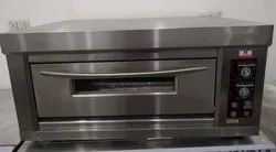 Commercial Gas Oven Single Deck Single Tray